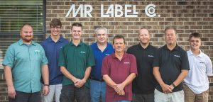custom labels-Mr Label Co. Flexo Team