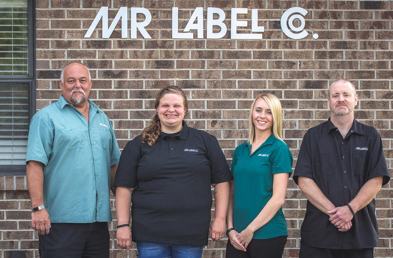 screen printing-Mr Label Co. Screen Team