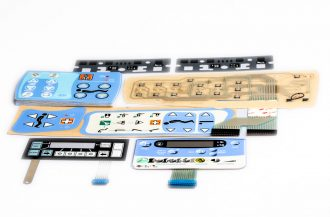 Graphic Overlays / Flexible Membrane Switches