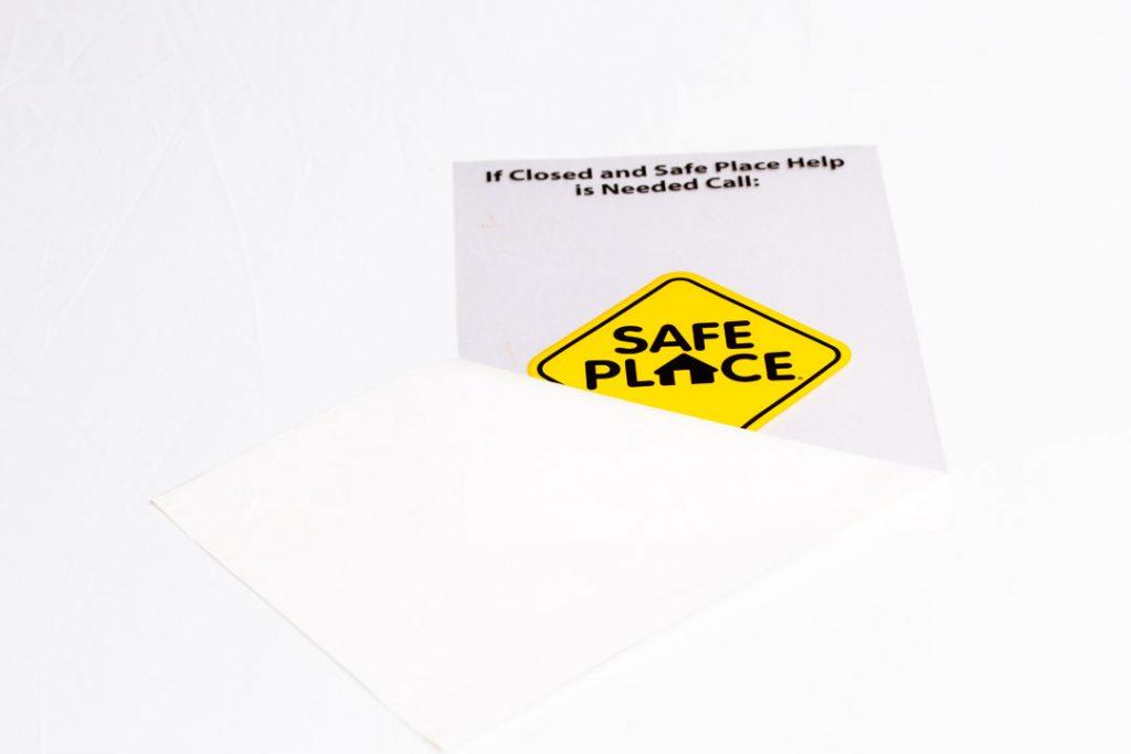 custom labels-Mr. Label Static Cling - Windows Decal