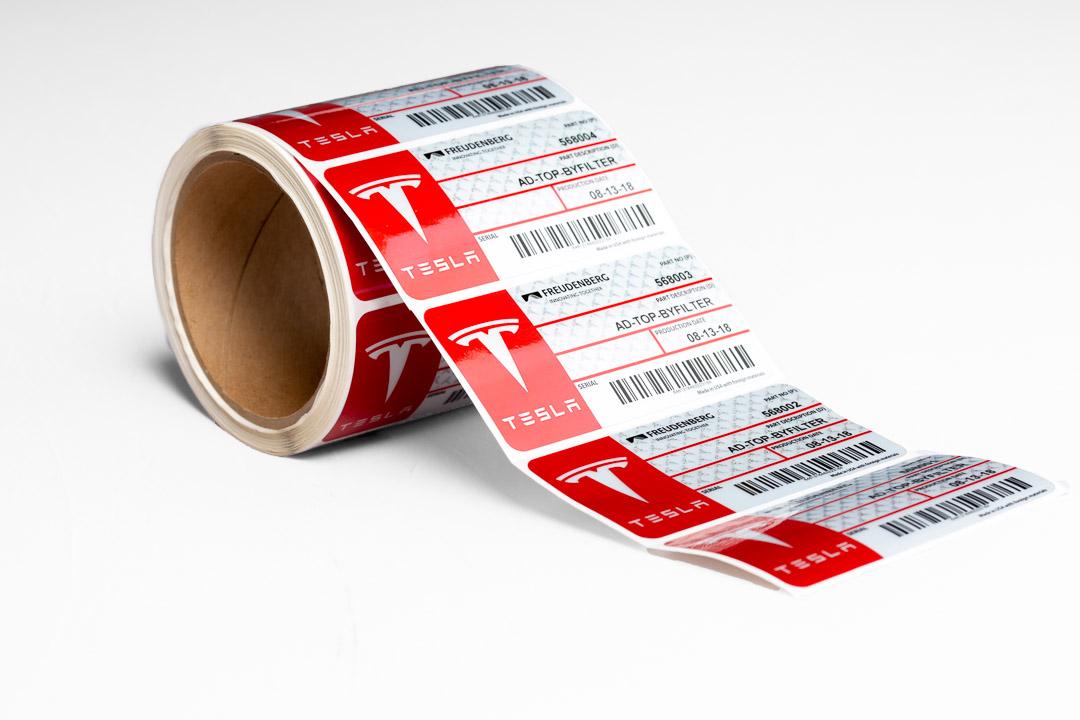 label printing companies-Mr. Label Thermal Transfer - Blank - Direct Transfer