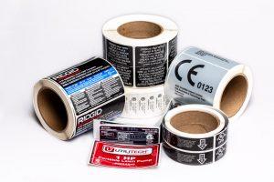 label sticker printer-Mr. Label VL- CSA - ETL